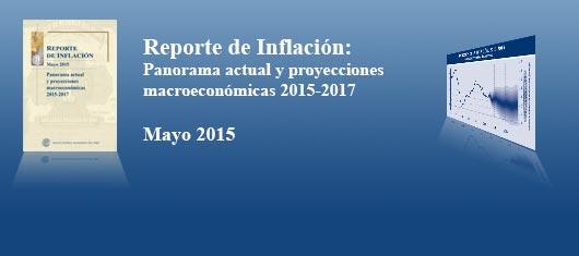Reporte de Inflación - Mayo 2015
