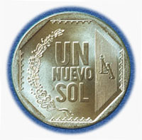 Moneda sin código Braille