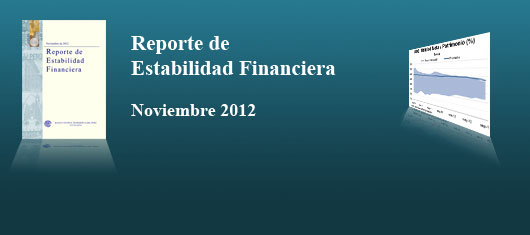 Reporte de Estabilidad Financiera